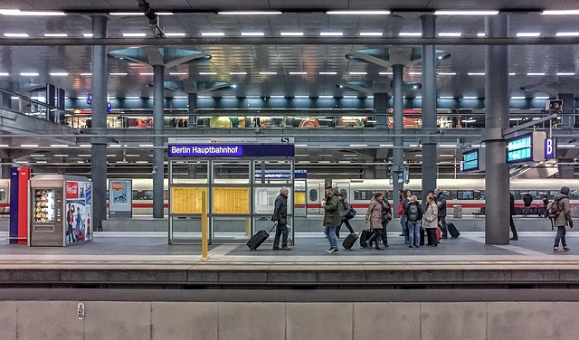 Am Bahnhof (A1)
