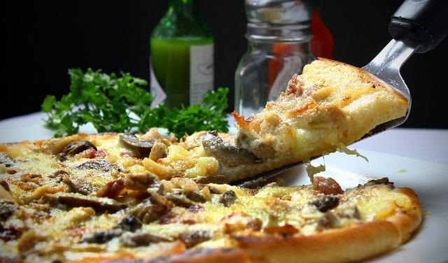Eine Pizza bestellen (A1)