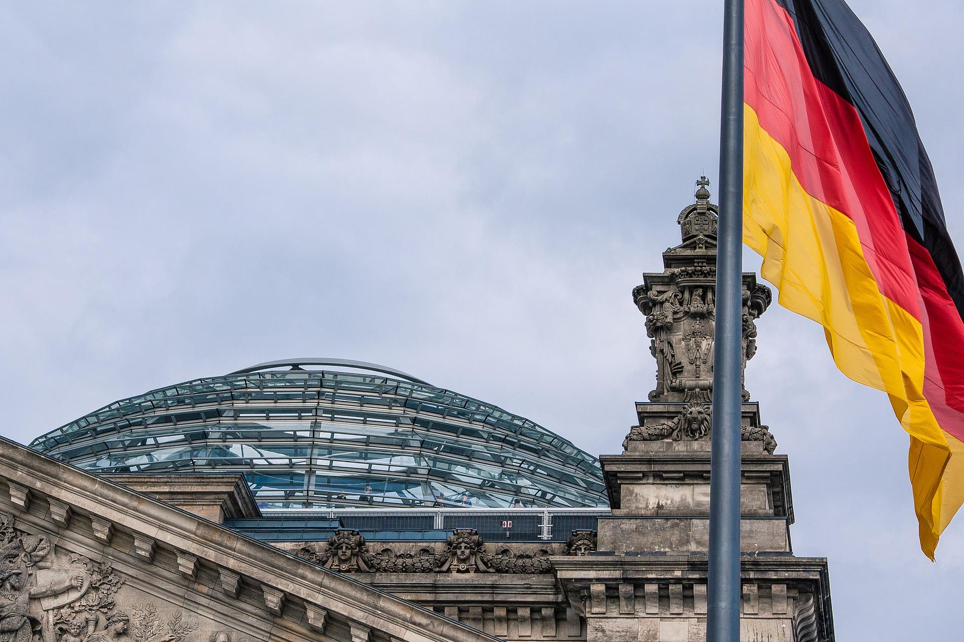 Eine Feng Shui Analyse vom Reichstag (B2/HV)